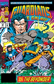 Guardians of the Galaxy (1990-1995) #38