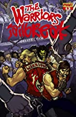 The Warriors: Jailbreak #4