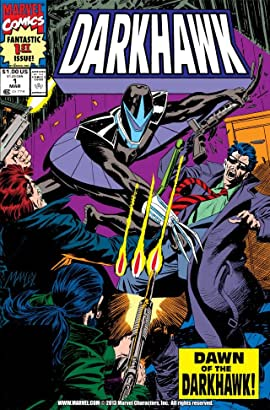 Darkhawk (1991-1995) #1
