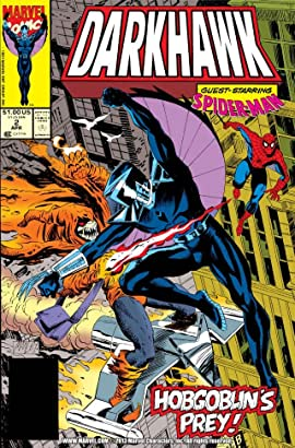 Darkhawk (1991-1995) #2