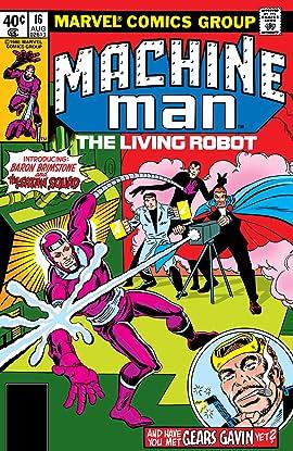 Machine Man (1978-1981) #16