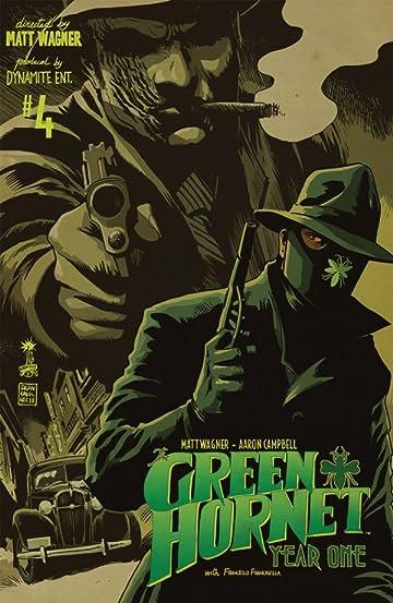 Green Hornet: Year One #4