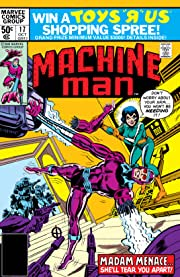 Machine Man (1978-1981) #17