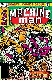 Machine Man (1978-1981) #18