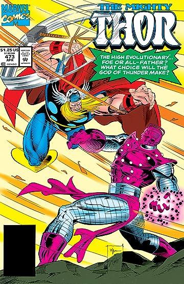 Thor (1966-1996) #473