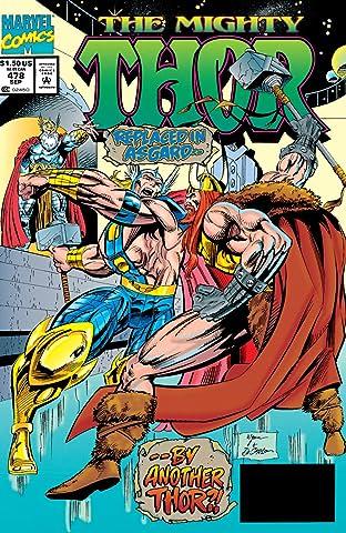 Thor (1966-1996) #478