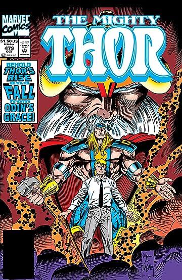Thor (1966-1996) #479