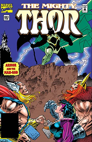 Thor (1966-1996) #483