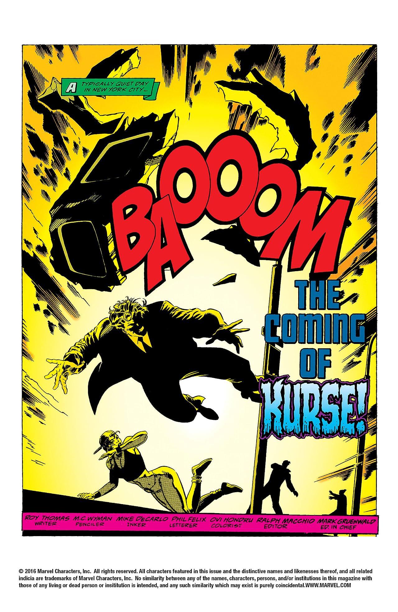 Thor (1966-1996) #486