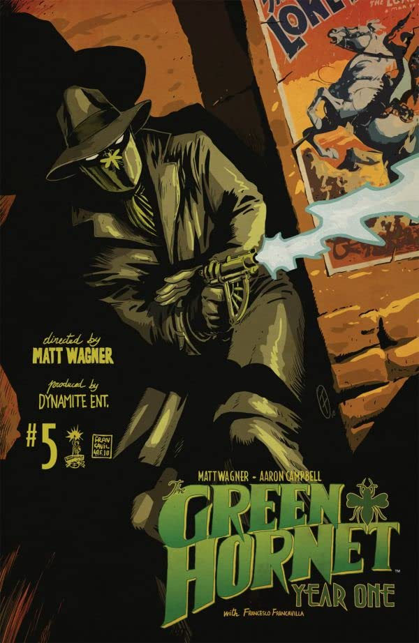 Green Hornet: Year One #5
