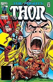 Thor (1966-1996) #490