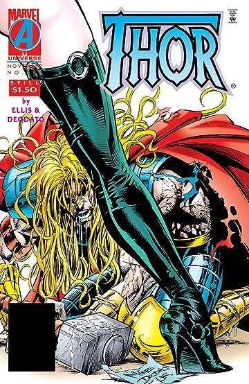 Thor (1966-1996) #492