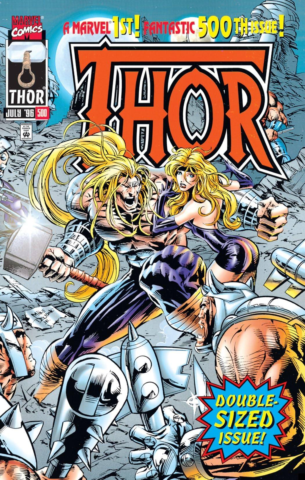Thor (1966-1996) #500