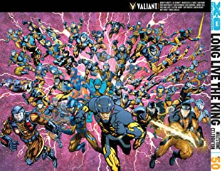 X-O Manowar (2012- ) #50: Digital Exclusives Edition