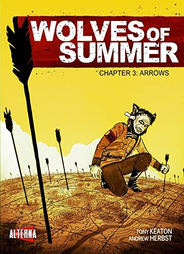Wolves of Summer #3