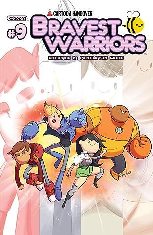 Bravest Warriors No.9