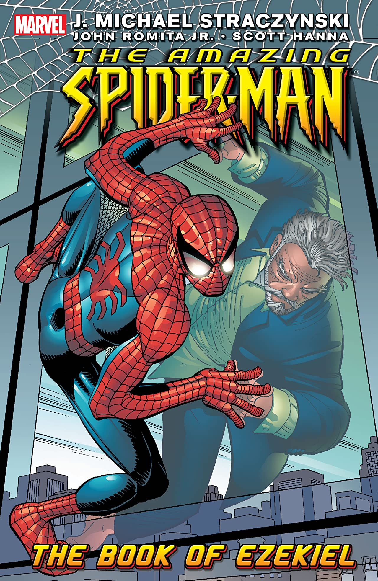Amazing Spider-Man Tome 7: The Book of Ezekiel