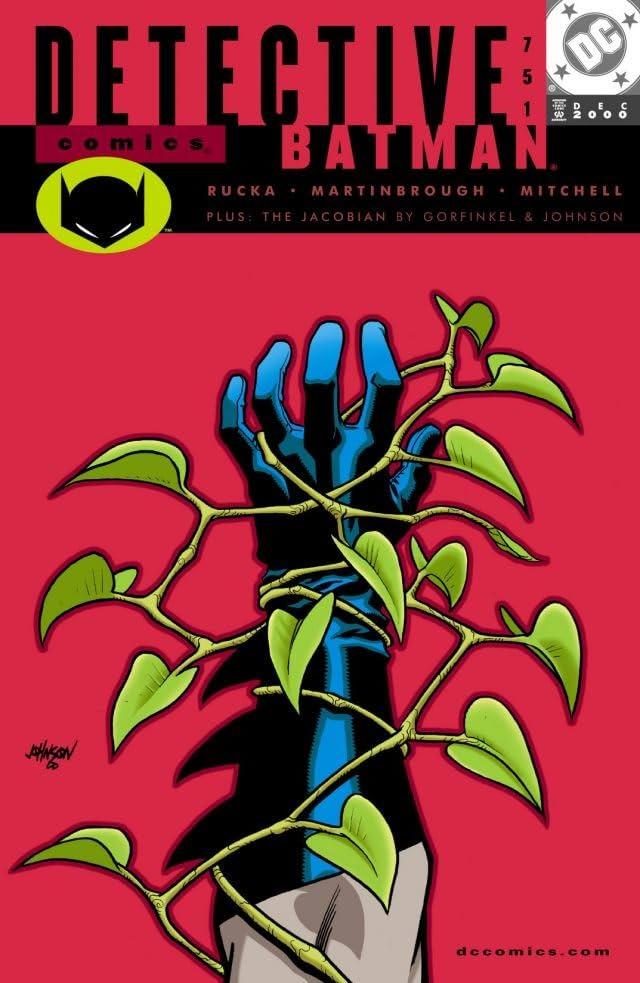 Detective Comics (1937-2011) #751