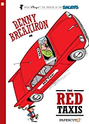 Benny Breakiron Vol. 1: The Red Taxis Preview