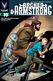 Archer & Armstrong (2012- ) No.10: Digital Exclusives Edition