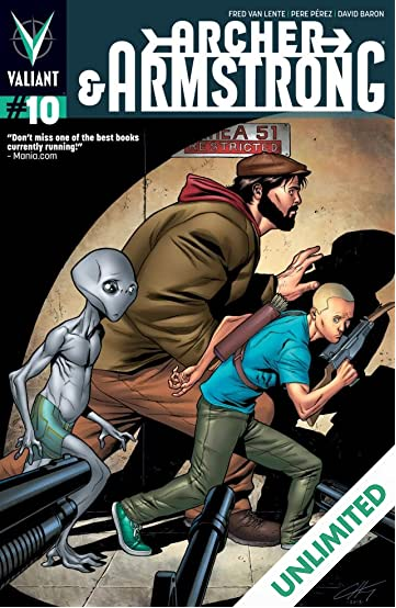 Archer & Armstrong (2012- ) #10: Digital Exclusives Edition
