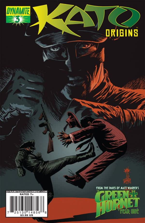 Kato Origins: Way of the Ninja #3