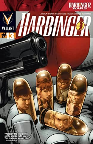 Harbinger (2012- ) No.13: Digital Exclusives Edition