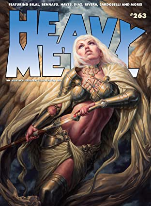 Heavy Metal #263