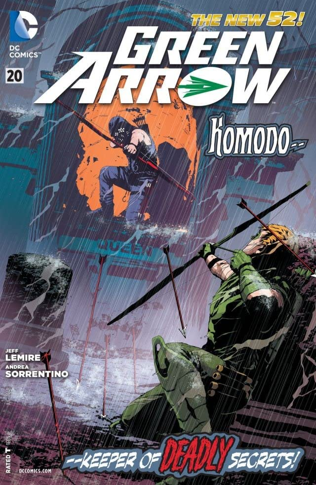 Green Arrow (2011-2016) #20