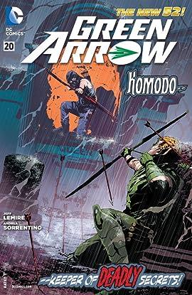 Green Arrow (2011-2016) No.20