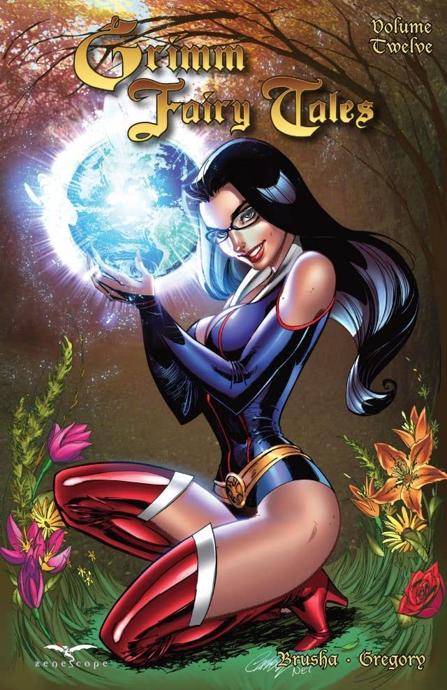 Grimm Fairy Tales Vol. 12