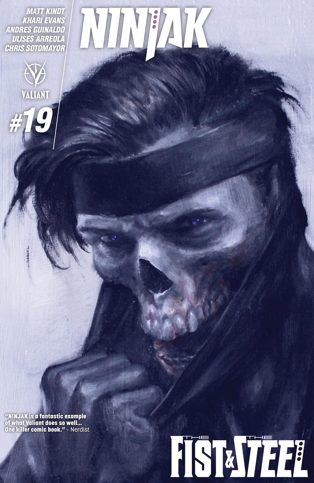 Ninjak (2015- ) #19: Digital Exclusives Edition