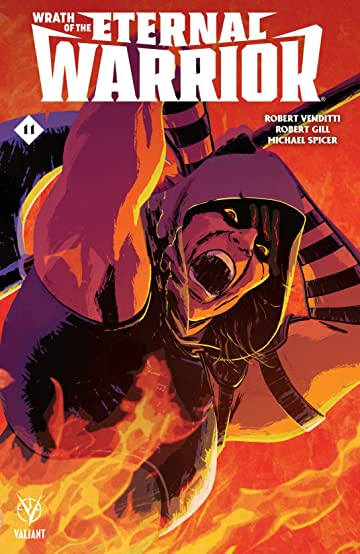 Wrath of the Eternal Warrior #11: Digital Exclusives Edition