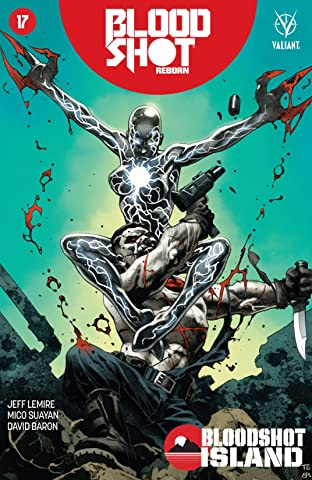 Bloodshot Reborn No.17: Digital Exclusives Edition
