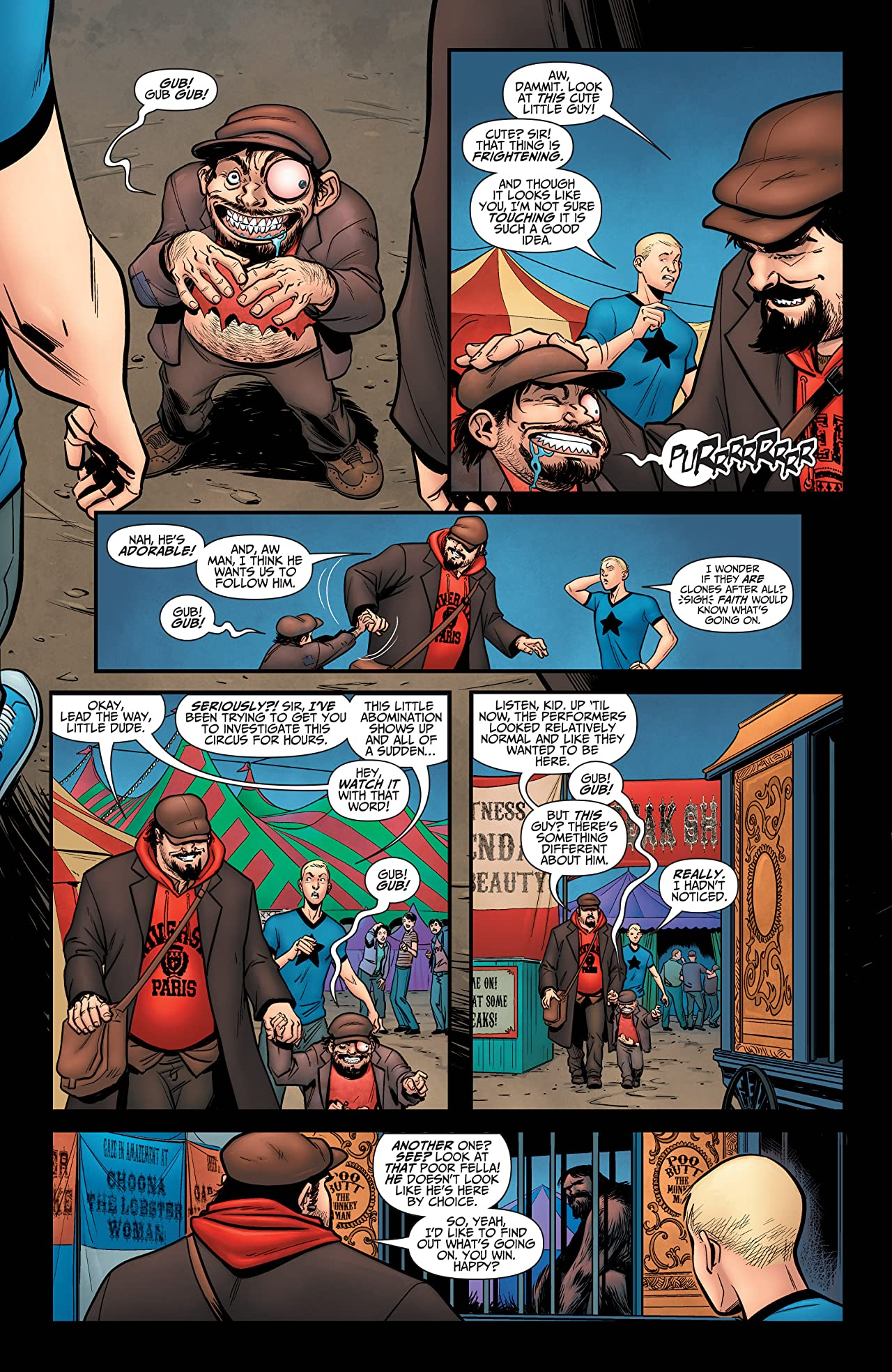 A&A: The Adventures of Archer & Armstrong #7: Digital Exclusives Edition