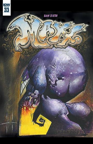 The Maxx: Maxximized #33