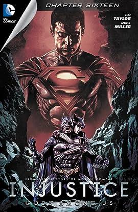 Injustice: Gods Among Us (2013) #16