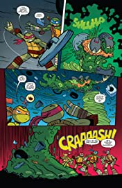 Teenage Mutant Ninja Turtles: Amazing Adventures #12