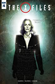 The X-Files (2016-2017) #4