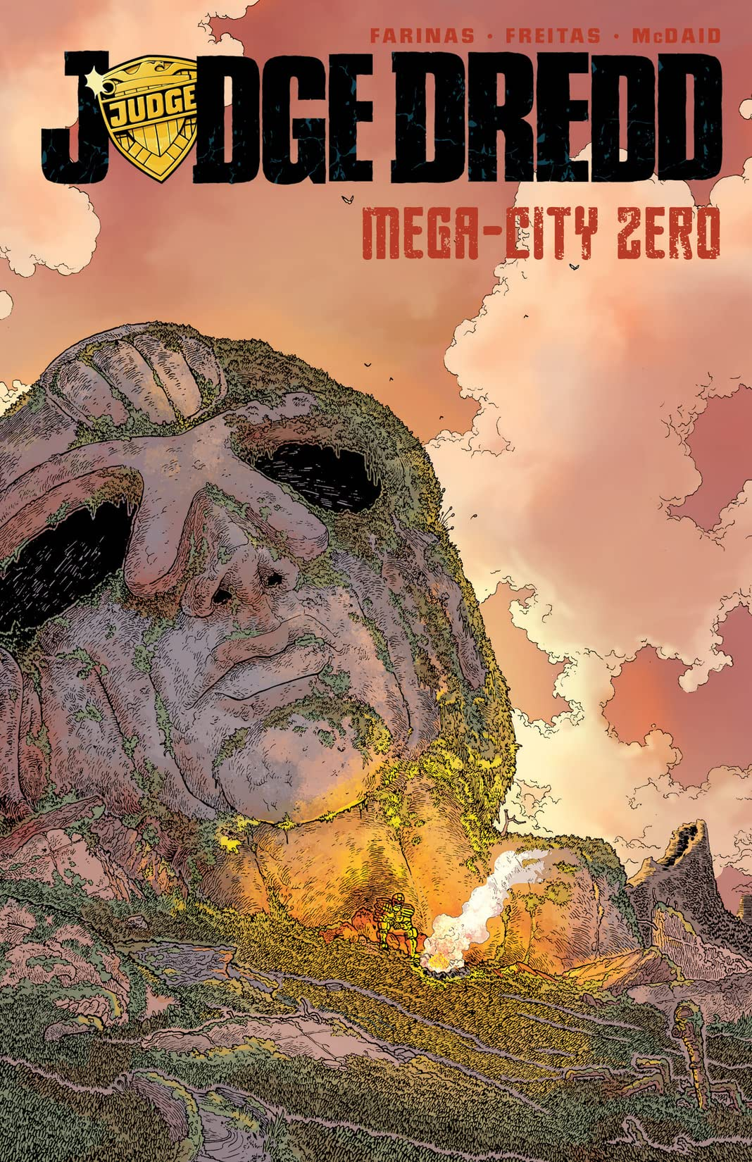Judge Dredd: Mega-City Zero Vol. 1