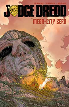Judge Dredd: Mega-City Zero Tome 1