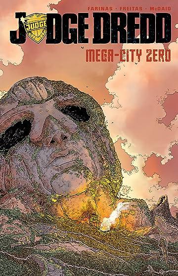 Judge Dredd: Mega-City Zero Tome 1