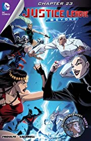 Justice League Beyond (2012-2013) #23