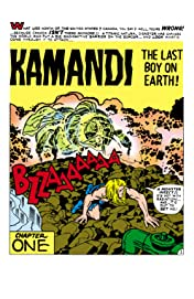 Kamandi: The Last Boy on Earth (1971-1978) #22
