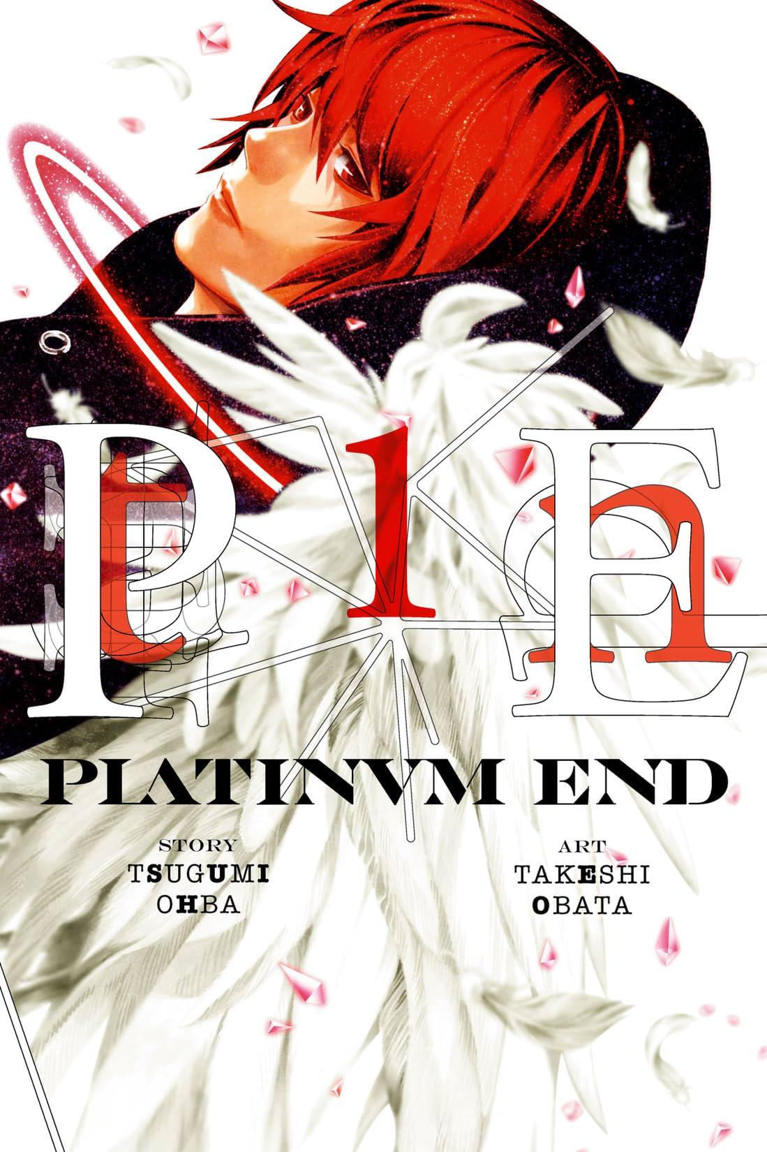 Platinum End Vol. 1