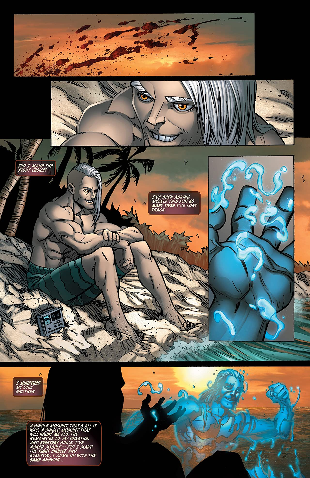 Fathom: Killian's Vessel #1