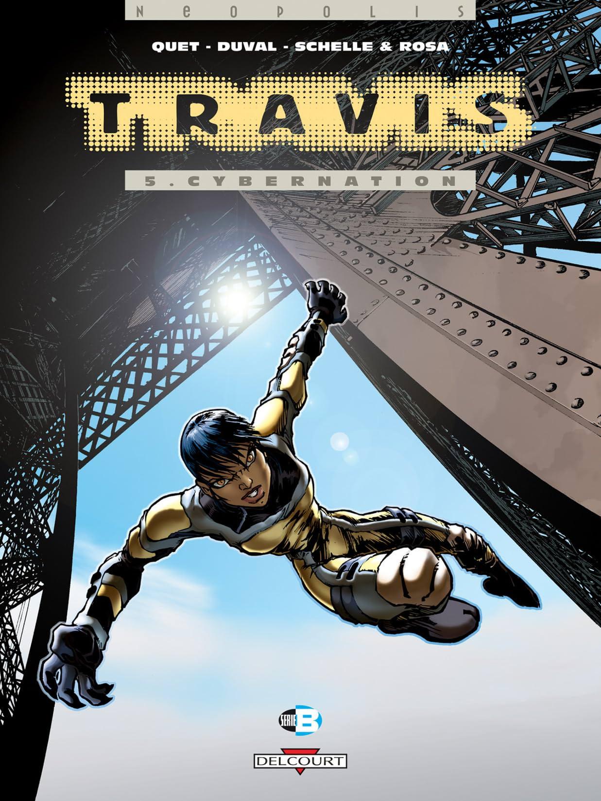 Travis Vol. 5: Cybernation