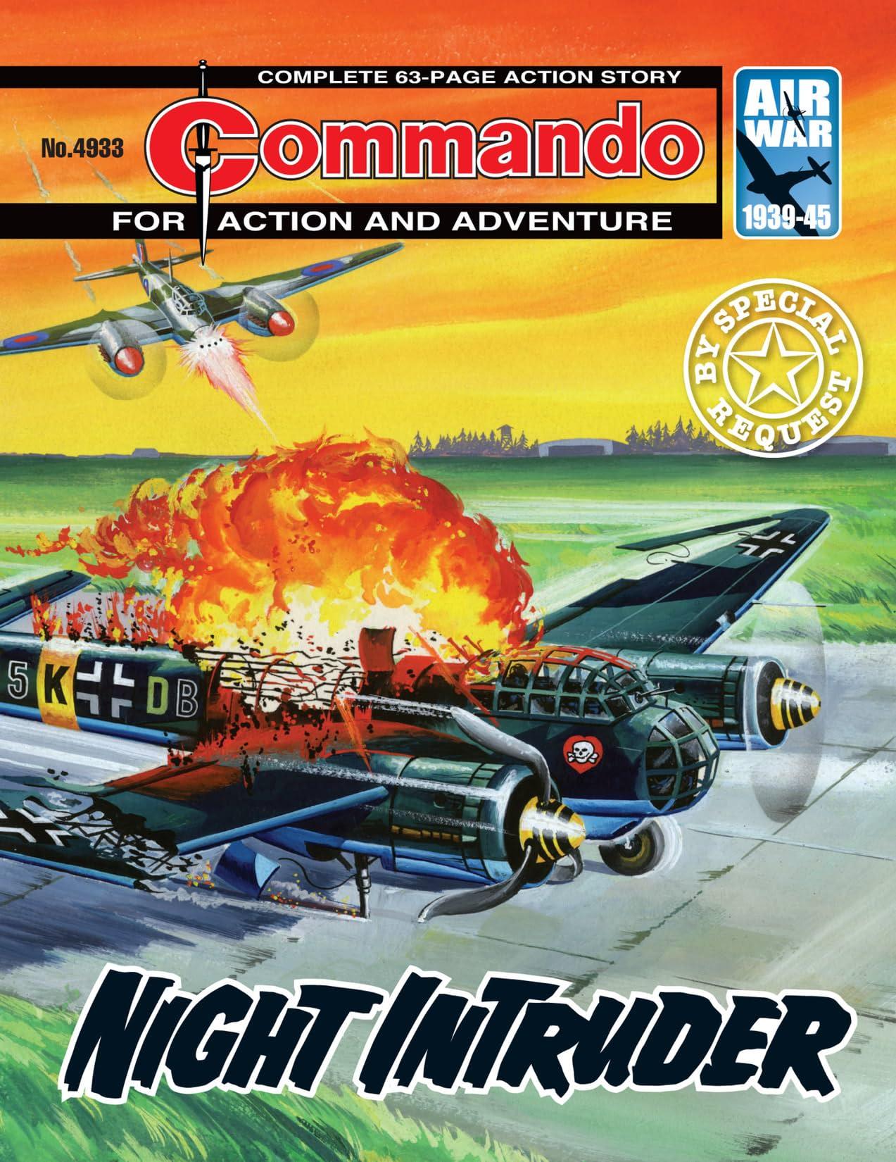 Commando #4933: Night Intruder