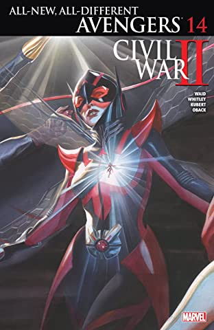 All-New, All-Different Avengers (2015-) #14