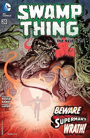 Swamp Thing (2011-2015) No.20